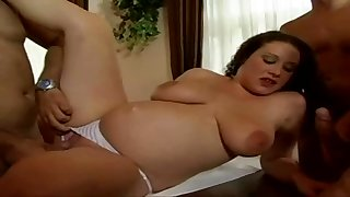 Gangbang My Pregnant Hot Wife In Quite Hardcore Mood