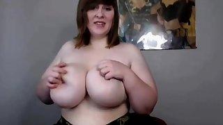 Georgina Lempkin unattended BBW with huge boobs